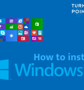 How to install Windows 8.1
